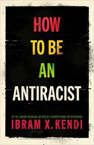 """Cover of """"How To Be An Antiracist"""""""